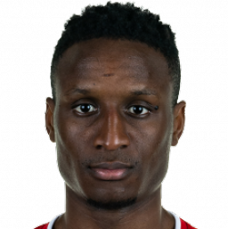 Photo of Bouna Sarr
