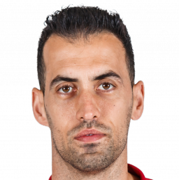 Photo of Busquets