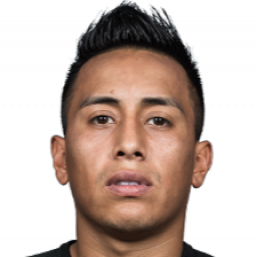 Photo of Christian Cueva