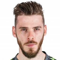 Photo of De Gea