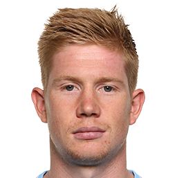 Photo of: De Bruyne