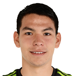 Photo of: Hirving Lozano