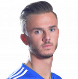Photo of: James Maddison