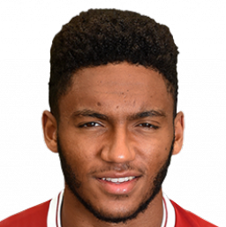 Photo of Joe Gomez
