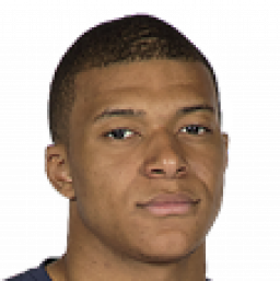 Photo of Kylian Mbappe