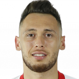 Photo of Lucas Ocampos