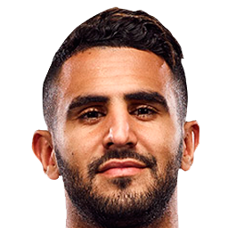 Photo of: Mahrez