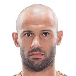 Photo of Mascherano