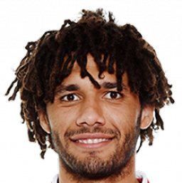 Photo of Mohamed Elneny