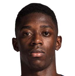 Photo of Ousmane Dembélé