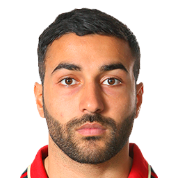 Photo of: Saman Ghoddos