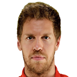 Photo of Sebastian Vettel
