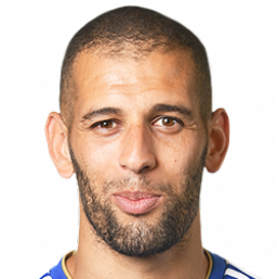 Photo of Slimani