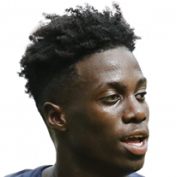 Photo of Timothy Weah
