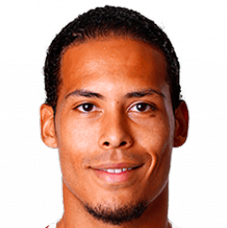 Photo of Virgil Van Dijk