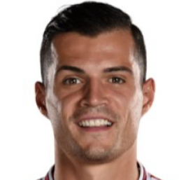 Photo of Xhaka