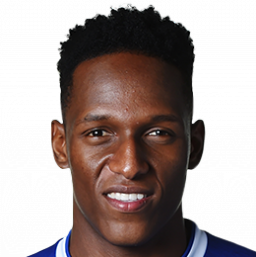 Photo of Yerry Mina