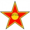 Badge/Flag FK Partizani