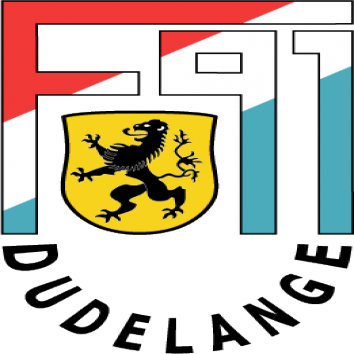 Badge/Flag F91 Dudelange