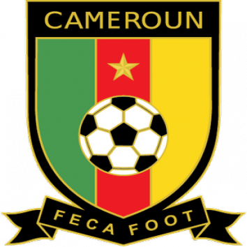 Badge/Flag Camerún