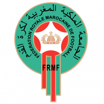 Badge/Flag Morocco