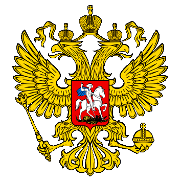 Badge/Flag Rusia