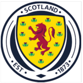 Badge/Flag Escocia