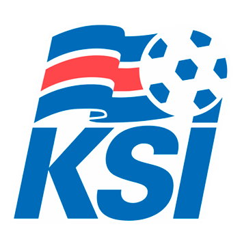 Badge/Flag Islandia
