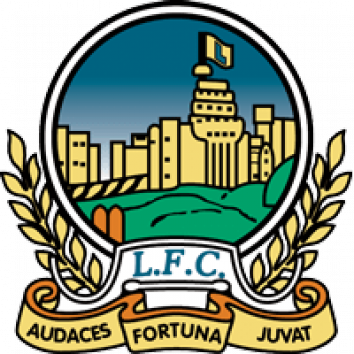 Badge Linfield FC