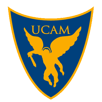 Badge/Flag UCAM Murcia