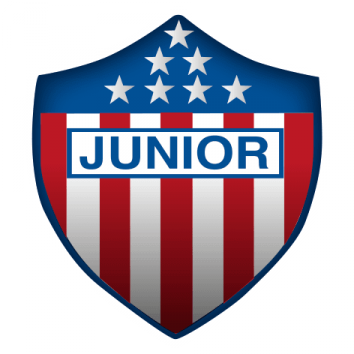 14º - 0p - Escudo del Junior