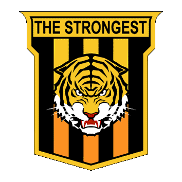 Badge The Strongest