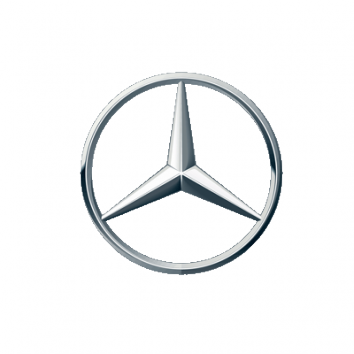 Badge/Flag Mercedes