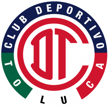 Badge/Flag Toluca