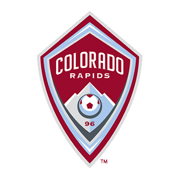 Escudo/Bandera Colorado Rapids