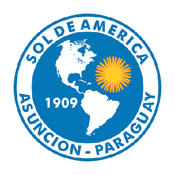 Badge/Flag Sol de América