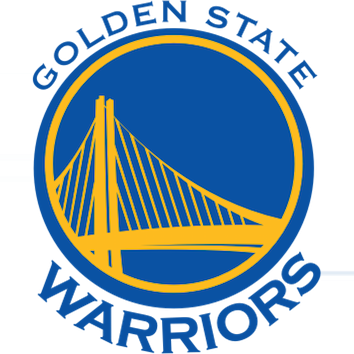 Escudo/Bandera Golden State Warriors