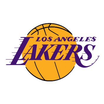 Escudo/Bandera Los Angeles Lakers