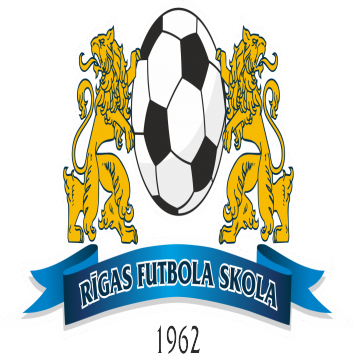 Badge Rigas Futbola Skola