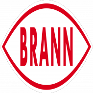 Badge/Flag Brann Bergen
