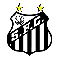Badge/Flag Santos
