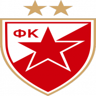 Badge/Flag Red Star