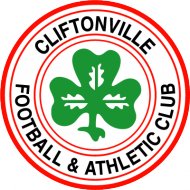 Badge/Flag Cliftonville