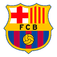 Badge/Flag Barcelona B