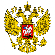 Badge/Flag Russia
