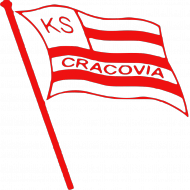 Badge/Flag Cracovia