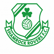 Badge/Flag Shamrock R.