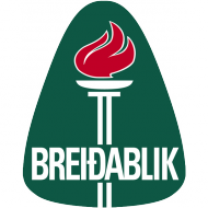 Badge/Flag Breiðablik