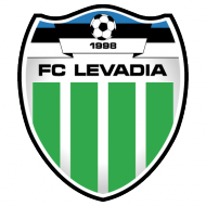 Badge/Flag Levadia Tallinn