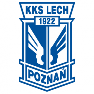 Badge/Flag Lech Poznan
